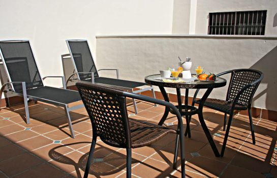 Terrace Living Sevilla San Lorenzo Apartments
