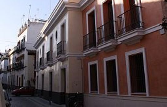 Exterior view Living Sevilla San Lorenzo Apartments