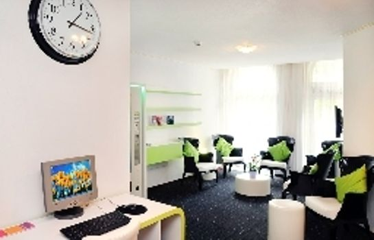 Hall ibis Styles Amsterdam City
