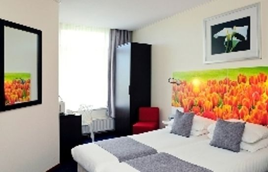Double room (standard) ibis Styles Amsterdam City