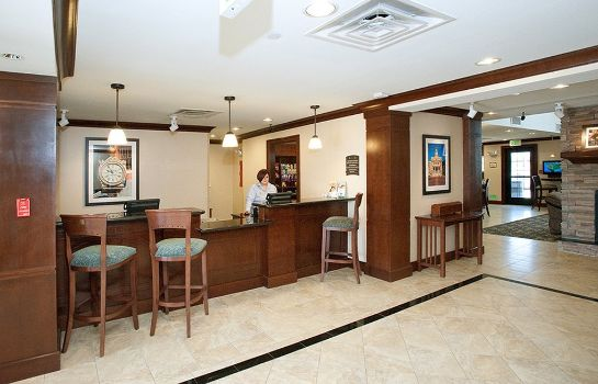 Hotelhalle Staybridge Suites FORT WORTH WEST