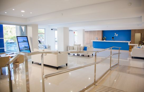 Reception OLA Hotel Panamá - Adults Only