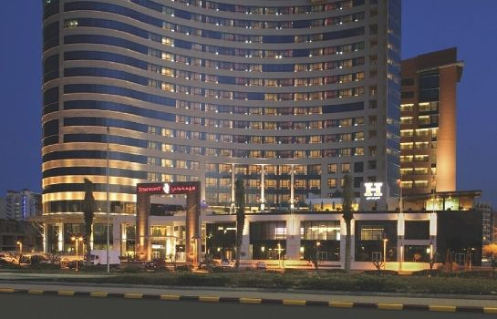 Exterior view Symphony Style Kuwait A Radisson Collection Hotel Symphony Style Kuwait A Radisson Collection Hotel