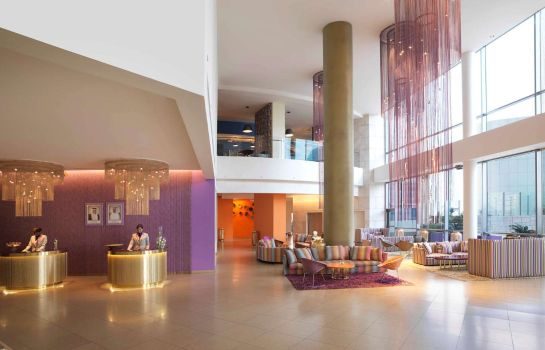 Lobby Symphony Style Kuwait A Radisson Collection Hotel Symphony Style Kuwait A Radisson Collection Hotel