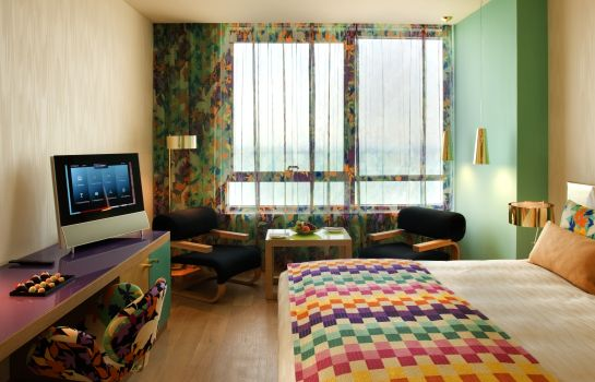 Double room (standard) Kuwait A Radisson Collection Hotel Symphony Style