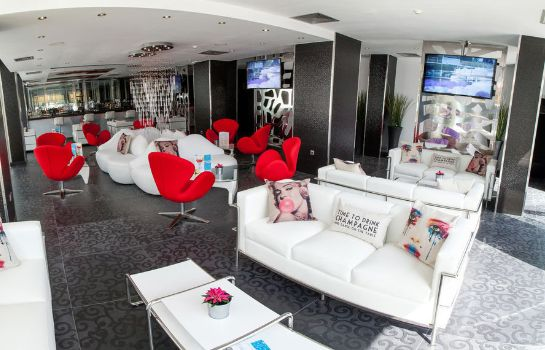 Lobby Sisu Boutique Hotel - Adults Only
