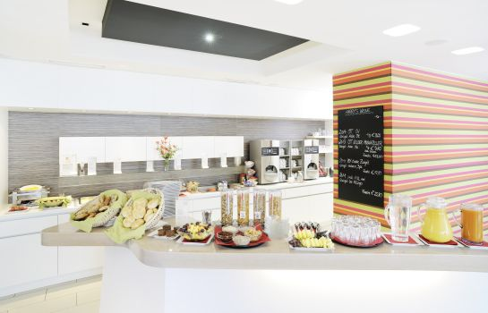 Buffet prima colazione Harry's Home Linz Hotel & Apartments