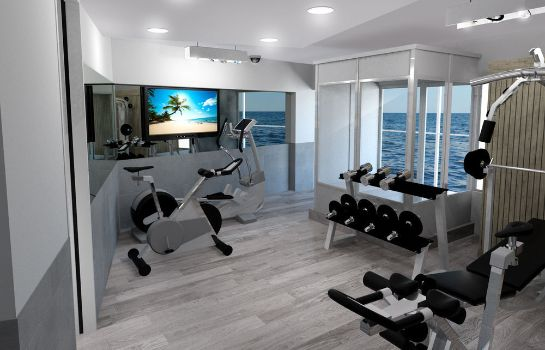 Sports facilities Hotel Rosamar Maxim - Adults Only
