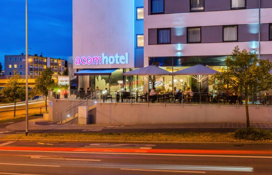 Exterior view acomhotel Nürnberg
