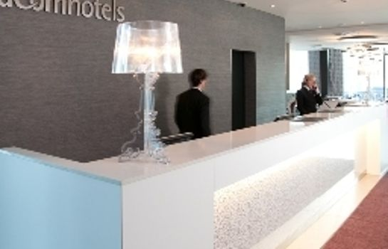 Reception acomhotel Nürnberg