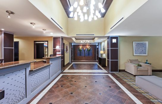 Hotelhalle Holiday Inn Express & Suites BEAUMONT NW PARKDALE MALL