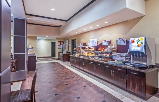 Restaurant Holiday Inn Express & Suites BEAUMONT NW PARKDALE MALL