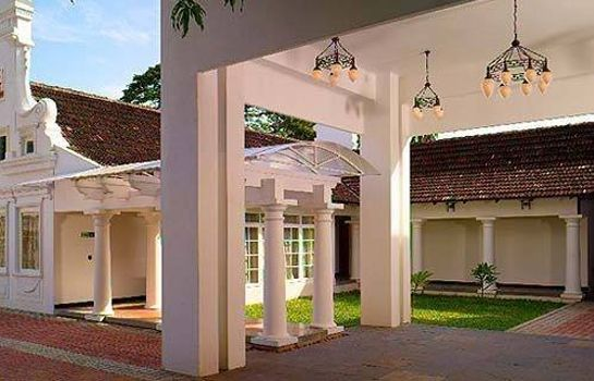 Buitenaanzicht The Poovath Heritage - An Amritara Resort