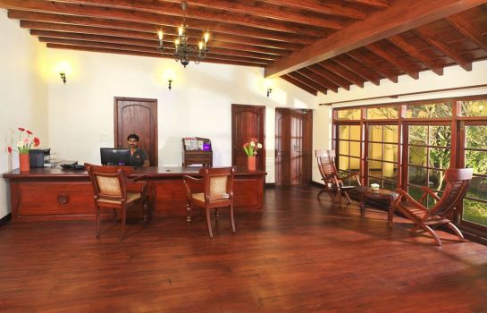 Receptie The Poovath Heritage - An Amritara Resort