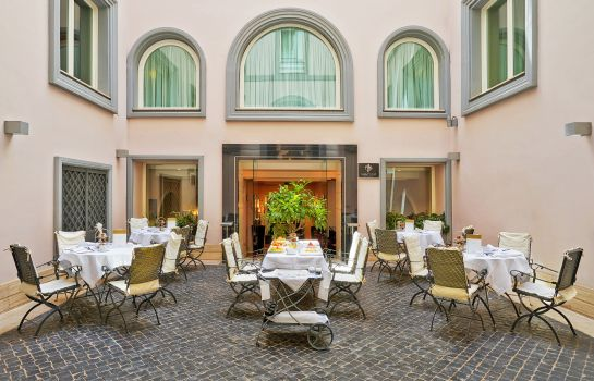 Restaurant Grand hotel via Veneto Rome
