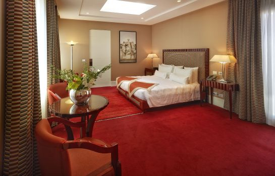 Suite Grand hotel via Veneto Rome