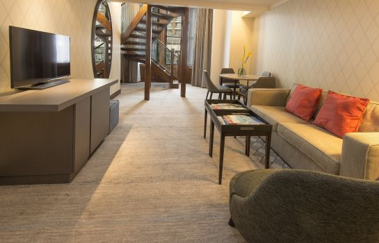 Suite Crowne Plaza LONDON - KENSINGTON