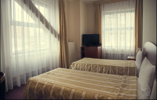 Double room (standard) Nikol Business Hotel