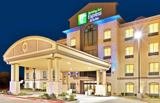 Buitenaanzicht Holiday Inn Express & Suites DALLAS EAST - FAIR PARK