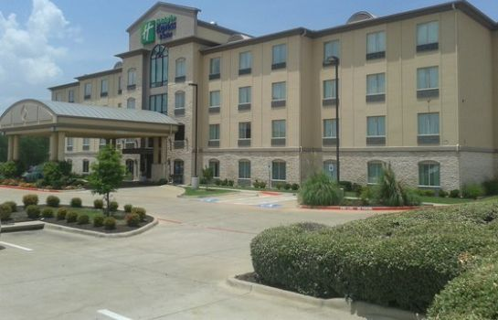 Außenansicht Holiday Inn Express & Suites DALLAS EAST - FAIR PARK