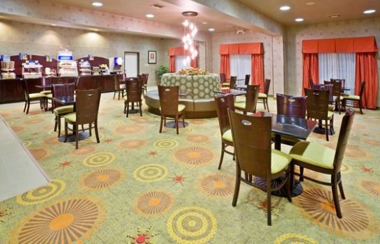 Restaurant Holiday Inn Express & Suites DALLAS EAST - FAIR PARK