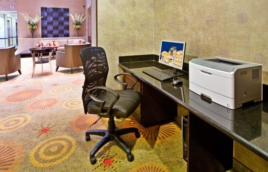 Info Holiday Inn Express & Suites DALLAS EAST - FAIR PARK