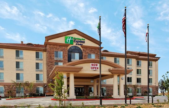 Außenansicht Holiday Inn Express & Suites FRESNO NORTHWEST-HERNDON