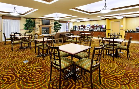 Restaurant Holiday Inn Express & Suites FRESNO NORTHWEST-HERNDON