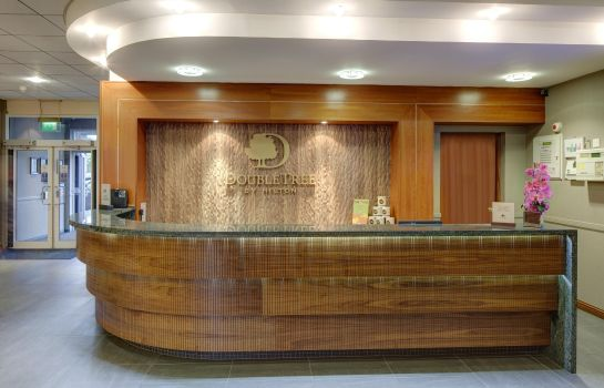 Lobby DoubleTree by Hilton Aberdeen City Centre