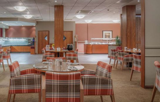 Restaurant DoubleTree by Hilton Aberdeen City Centre