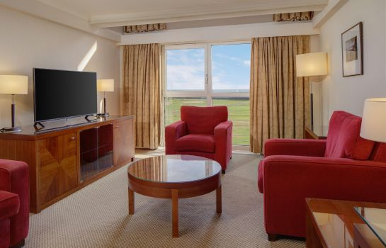 Suite DoubleTree by Hilton Aberdeen City Centre