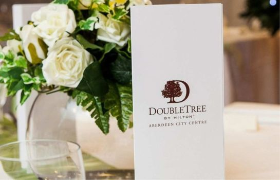 Information DoubleTree by Hilton Aberdeen City Centre