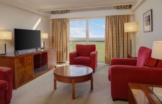 Chambre DoubleTree by Hilton Aberdeen City Centre