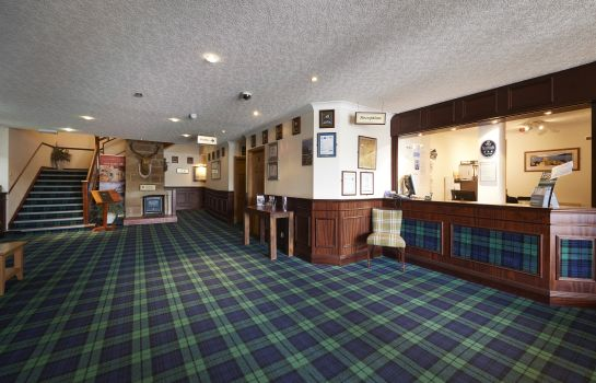 Reception Loch Ness Clansman