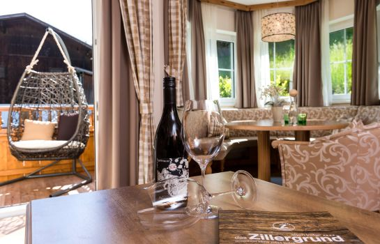 Junior Suite Alpin Lodge das Zillergrund