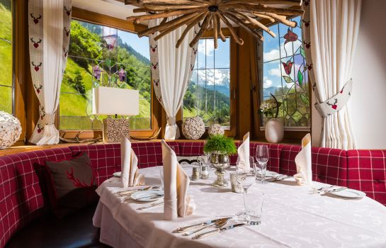 Restaurant Alpin Lodge das Zillergrund