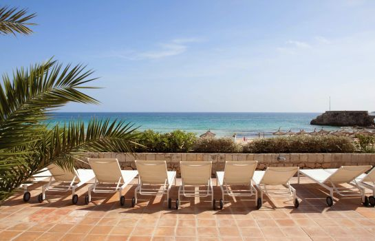 Terrasse Be Live Adults Only La Cala Boutique Hotel