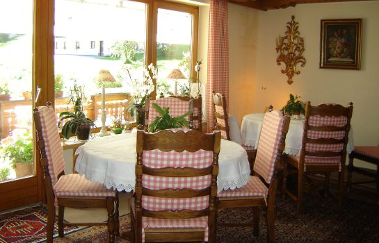Interior view Pension Hartenfels