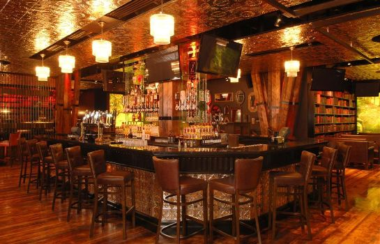 Hotel bar Clanree Hotel & Leisure Centre