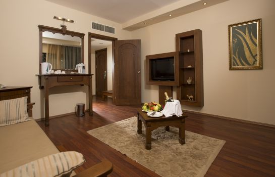 Junior Suite Club Hotel Turan Prince World Club Hotel