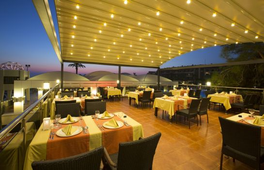 Restaurant 2 Club Hotel Turan Prince World Club Hotel