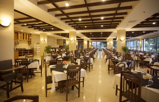 Restaurant Club Hotel Turan Prince World Club Hotel