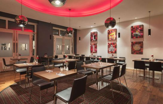 Restaurant Ramada Belfast City by Wyndham