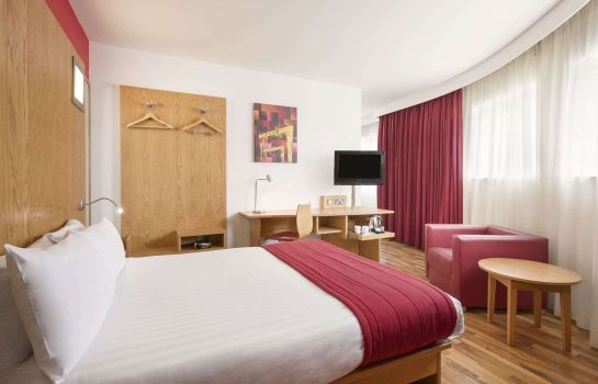 Chambre Ramada Belfast City by Wyndham