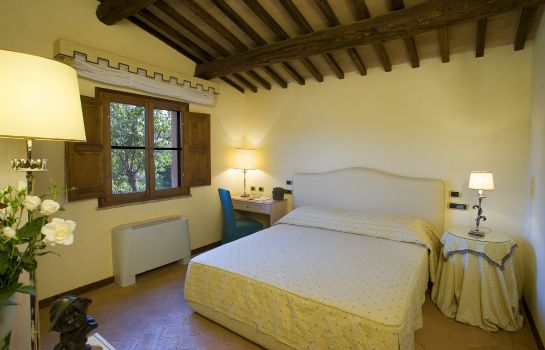 Double room (standard) Sovana Hotel & Resort