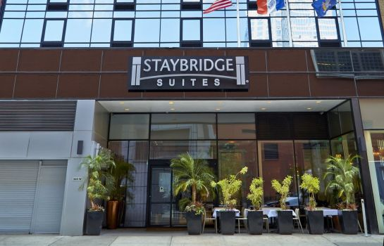 Buitenaanzicht Staybridge Suites TIMES SQUARE - NEW YORK CITY
