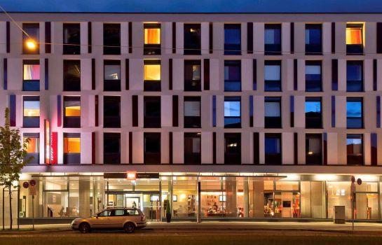 Exterior view ibis Muenchen City West