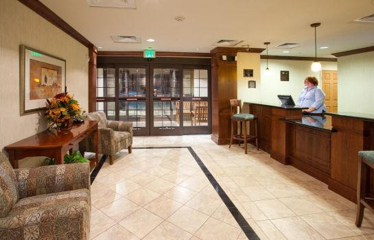 Hotelhalle Staybridge Suites GREAT FALLS