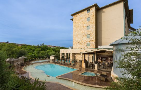 Außenansicht Holiday Inn SAN ANTONIO NW - SEAWORLD AREA