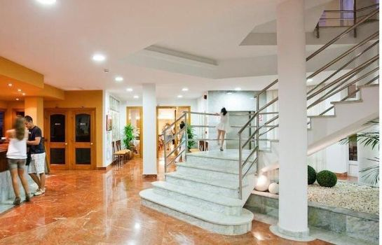 Innenansicht Hotel Spa Sagitario Playa
